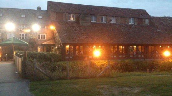 The Fromebridge Mill