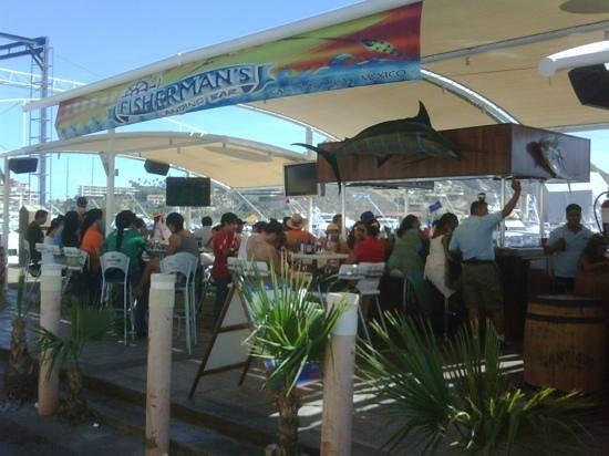 Fisherman's: buen ambiente y comida deliciosa, 100% recomendable