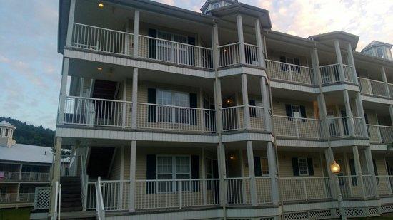 Holiday Inn Club Vacations Oak n' Spruce Resort : Presidential Suites #1