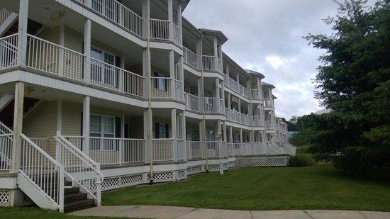 Holiday Inn Club Vacations Oak n' Spruce Resort : Presidential Suites #2