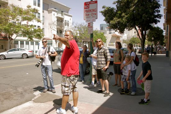 WalkAbout San Diego - Tours