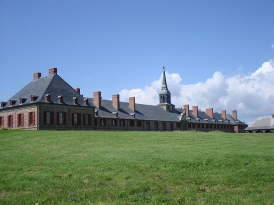 Fortress of Louisbourg National Historic Site: Louisbourg