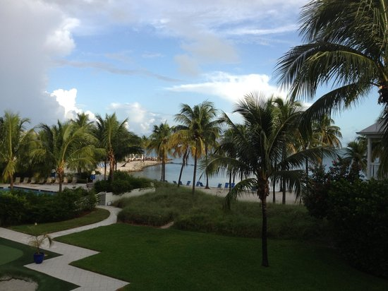 Tranquility Bay Beach House Resort: View from room
