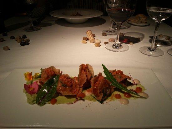 Bailara Restaurant: Shrimp Cookies