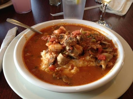 Jewell's on Main: Shrimp & Grits