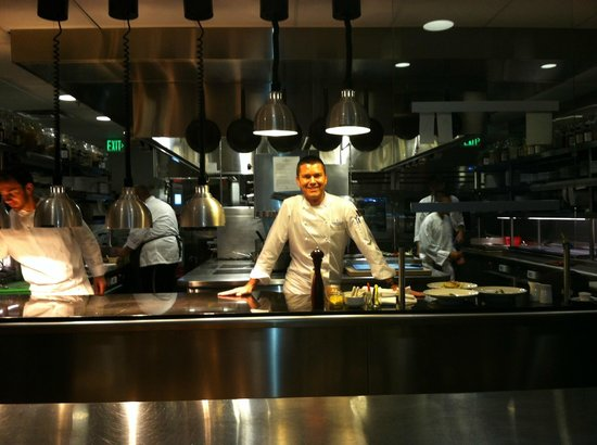 Chefs Club by Food & Wine: Kitchen from the Chef's Table