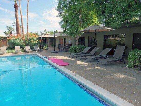 Desert Riviera Hotel: pool area