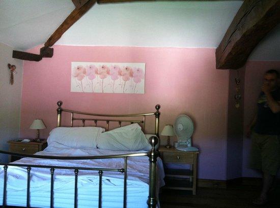 Les Portails Bleus : The Rose Room