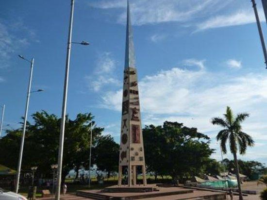 Alto de Menegua. El ombligo de Colombia