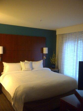 Residence Inn Columbia Northwest/Harbison : bedroom