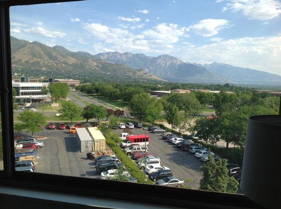 Salt Lake City Marriott University Park: View from 542