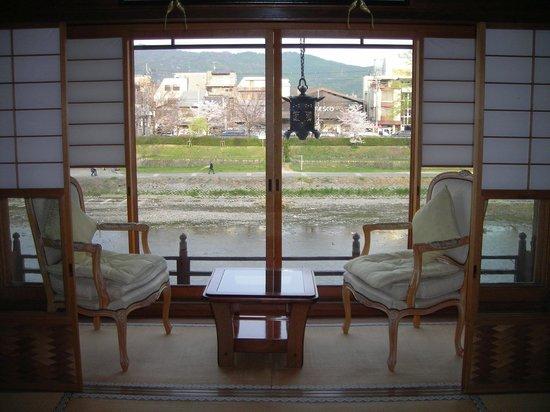 Ikumatsu: Our balcony