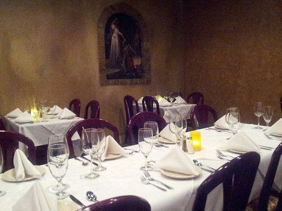 Via Emilia Italian Restaurant: Private Dining Room (accomodates up to 34 guests)