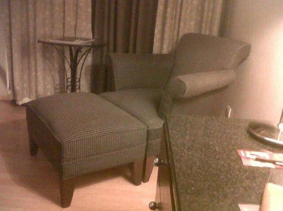 Sheraton Lagos Hotel: recliner