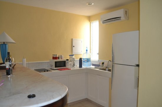 Color de Verano Village Apartments: Apartment 1 Kitchen