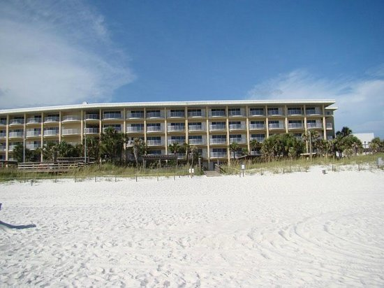 Boardwalk Beach Hotel Convention Center From The