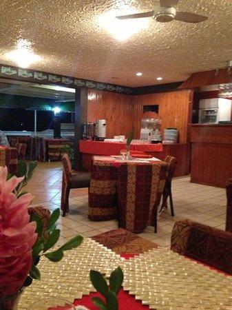 Insel Fehmarn Hotel: restaurant