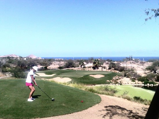 Desert Course at Cabo del Sol: Hole # 5