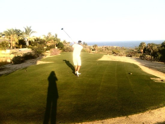 Desert Course at Cabo del Sol: Hole # 13