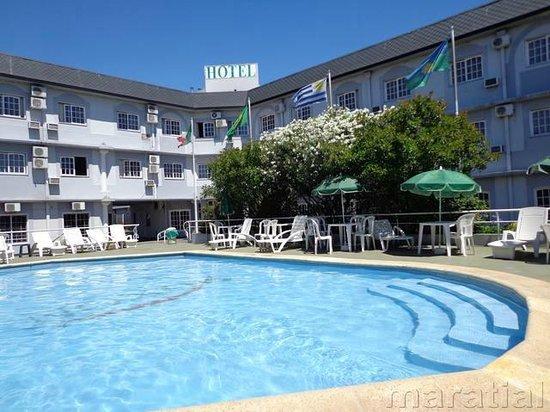 Hotel Hoxon: Piscina