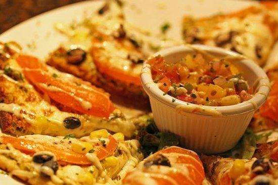 FIREBREW Bar & Grill: FIREBREW Flatbread