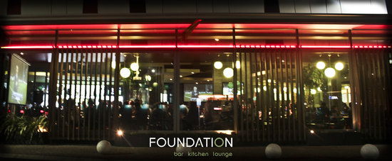 Foundation Bar Kitchen Lounge