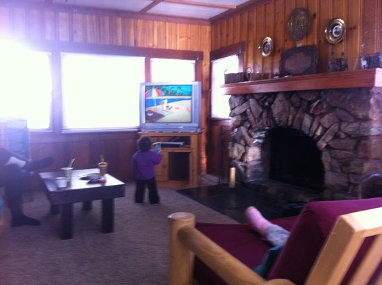 Timber Haven Lodge : New Television/ Beautiful Log Cabin