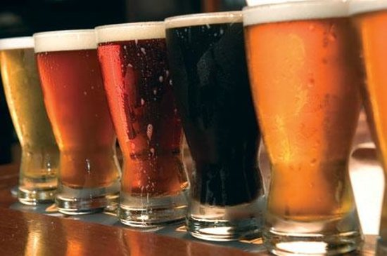 FIREBREW Bar & Grill: Check out our great selection of draft beers