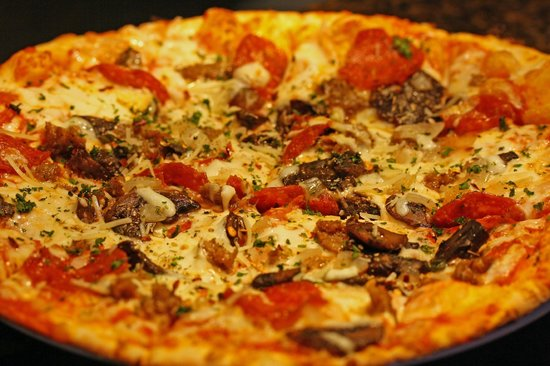 FIREBREW Bar & Grill: Chicago Southside Pizza