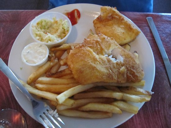 Uncle Kippy's: Haddock & Chips