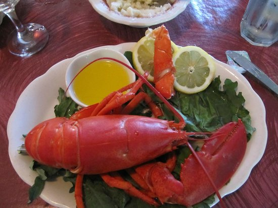 Uncle Kippy's: Lobster Dinner