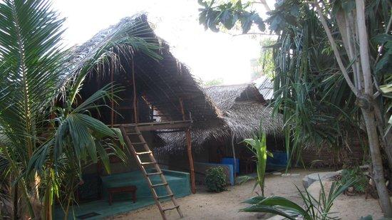 Sandy Cabanas : Rooms