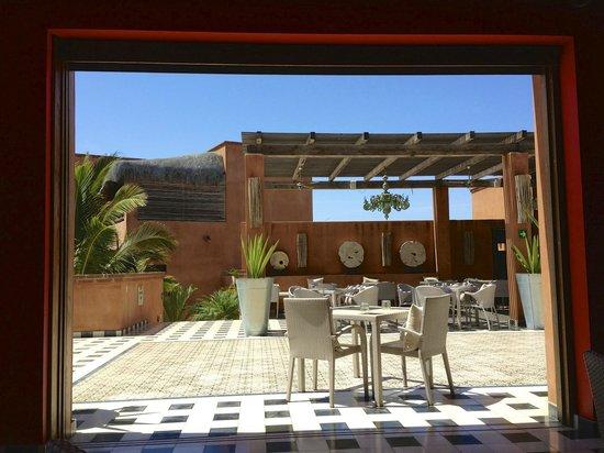 Rancho Pescadero : Restaurant
