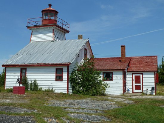 Mississagi Light House