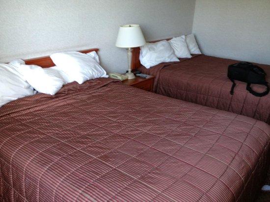 Travelodge Hotel Downtown Windsor: bedroom