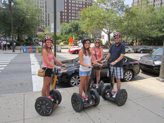 DeTours Urban Excursions: Family on Wheels....