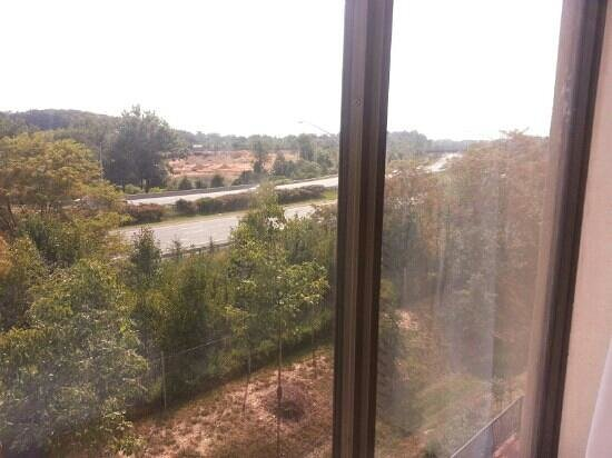 Holiday Inn Express Hotel & Suites Columbia East - Elkridge: Route 100, off of I-95, view from hotel room