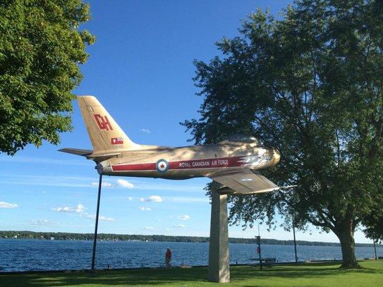 Golden Hawk CF-86 Sabre Jet: cf86
