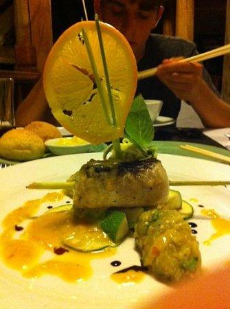 Long Beach Resort Phu Quoc: main course