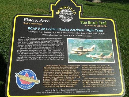 Golden Hawk CF-86 Sabre Jet: CF86 description