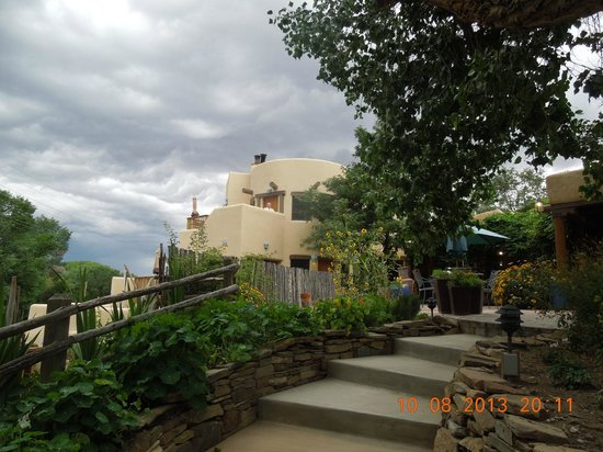 Inn on La Loma Plaza: The Anasazi Suite