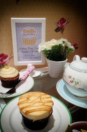 Vanilla Cupcake Bakery Glorietta
