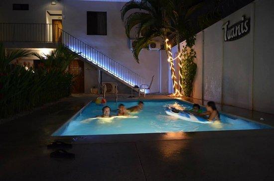 Hotel Tuanis: CON LA FAMILIA