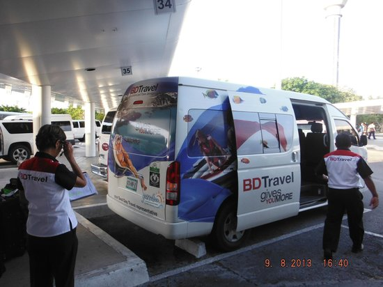 Best Day Travel Shuttle Cancun Reviews