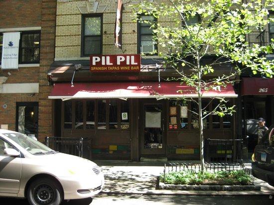 Pil Pil Spanish Tapas Wine Bar New York City Lenox Hill