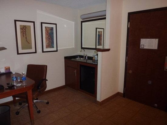 Hyatt Place Boise/Towne Square: Room