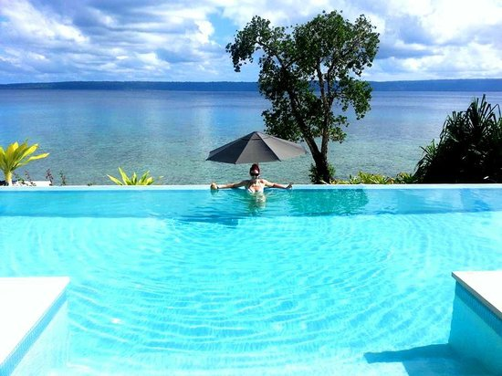 Villa 25 : Infinity Pool