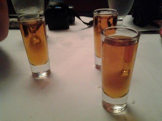 Cafe Pierre: drinks