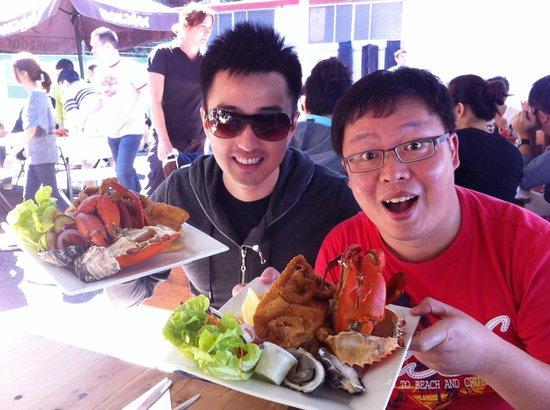 Catch a Crab : Yummylicious