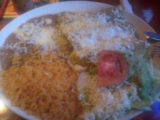El Cazador Mexican Restaurant : El Cazador Suisa